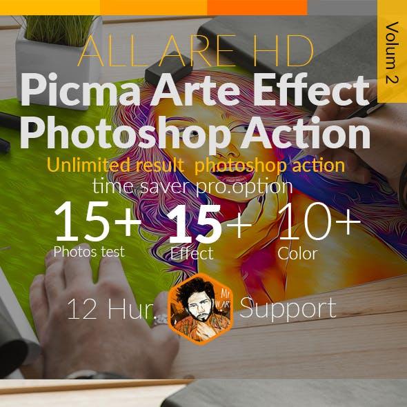 Picma Arte Effect Volum 2