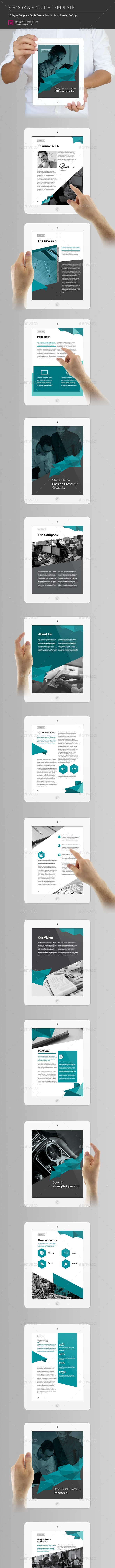 Ebook Eguide template - Digital Books ePublishing