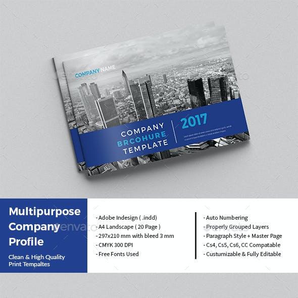 Multipurpose Company Profile