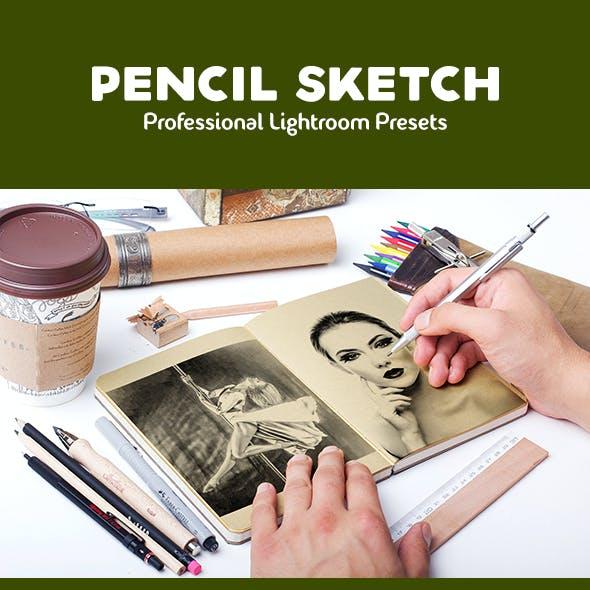 Pencil Sketch Pro Lightroom Presets