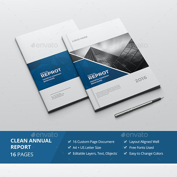 Haweya Modern Annual Report