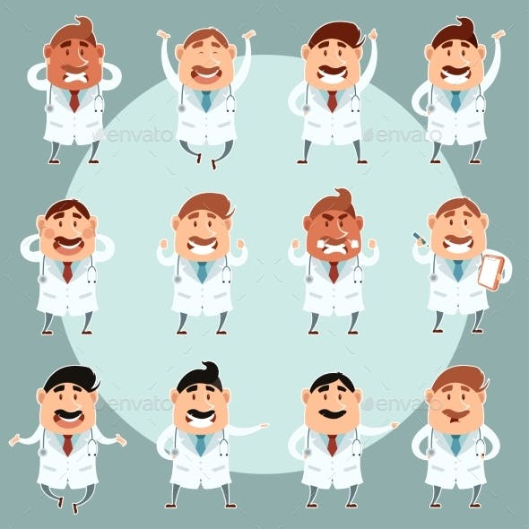 Set of Doctors