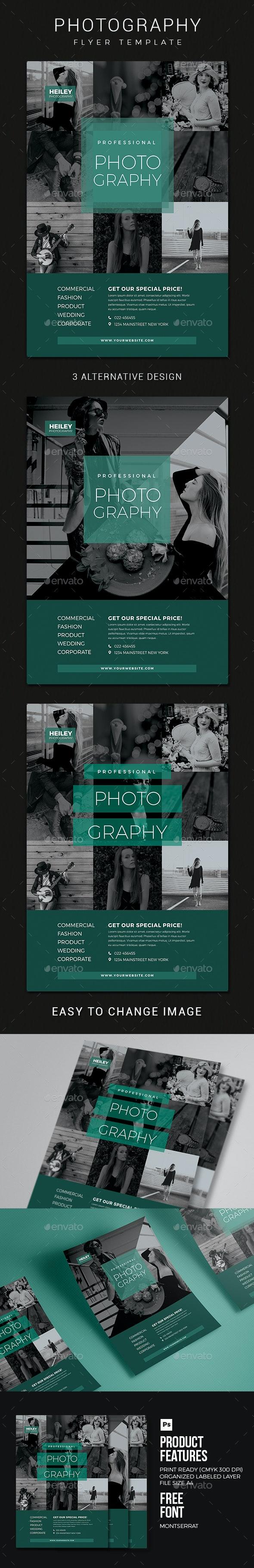 Photography Flyer - Corporate Brochures