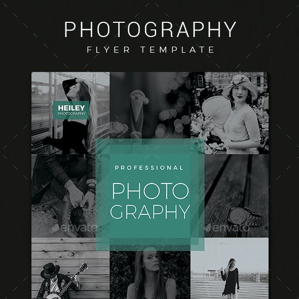 Photography Flyer