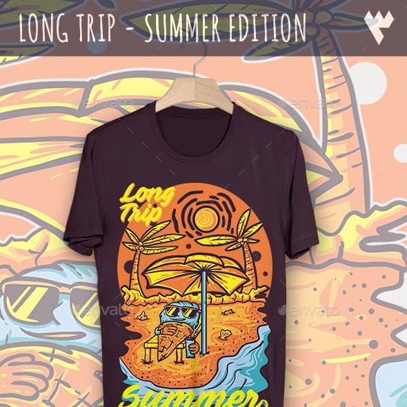 Long Trip - Summer Edition