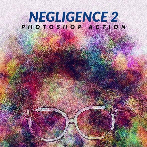 Negligence 2 Photoshop Action