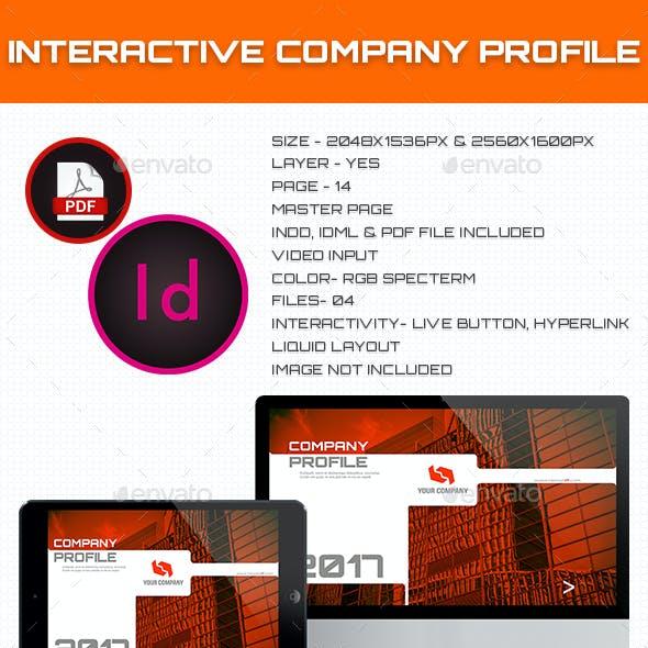 Interactive Company Profile