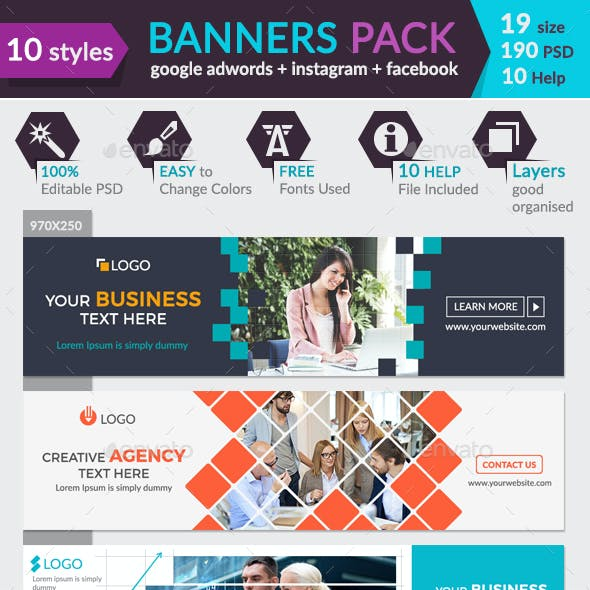Banners Pack-1