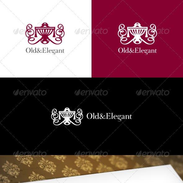 Old-Elegant Logo Template