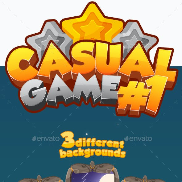 Casual Game Set #1