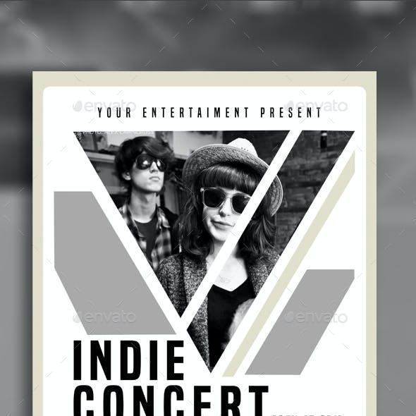 Indie Concert