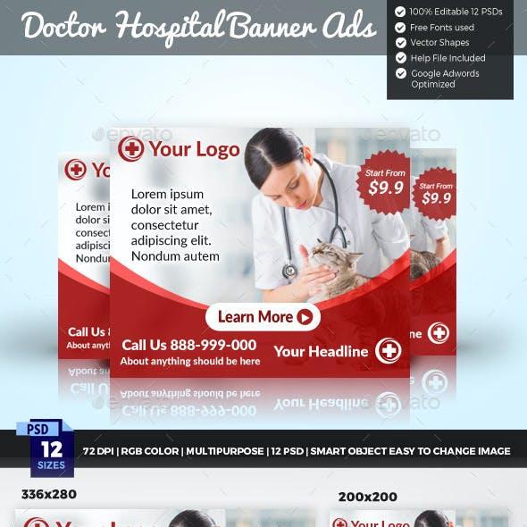 Doctor Medical Banner Template
