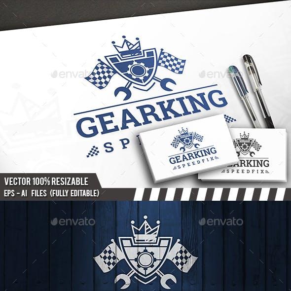 Gear King Logo