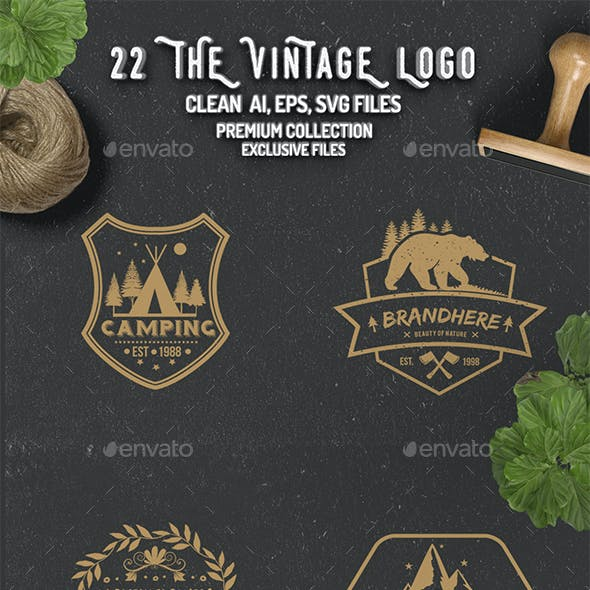 The Vintage Logo Vol.2