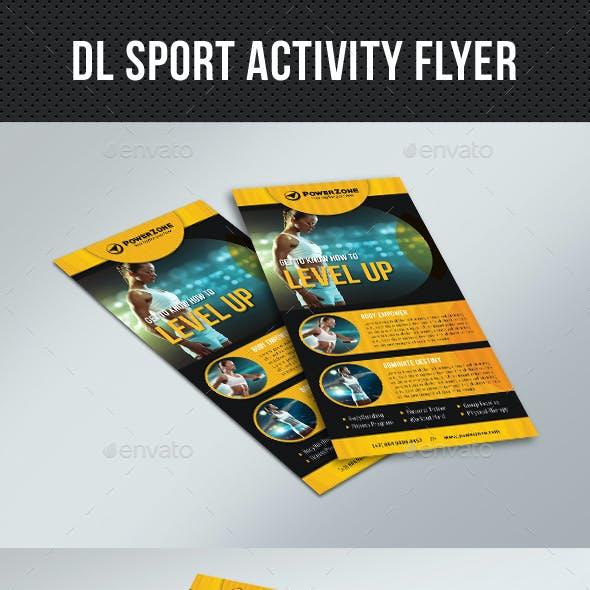 DL Sport Activity Flyer 06