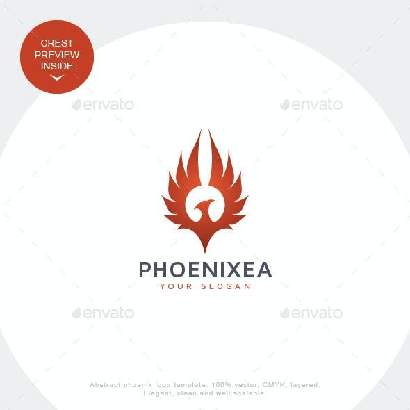 Phoenix Logo Crest