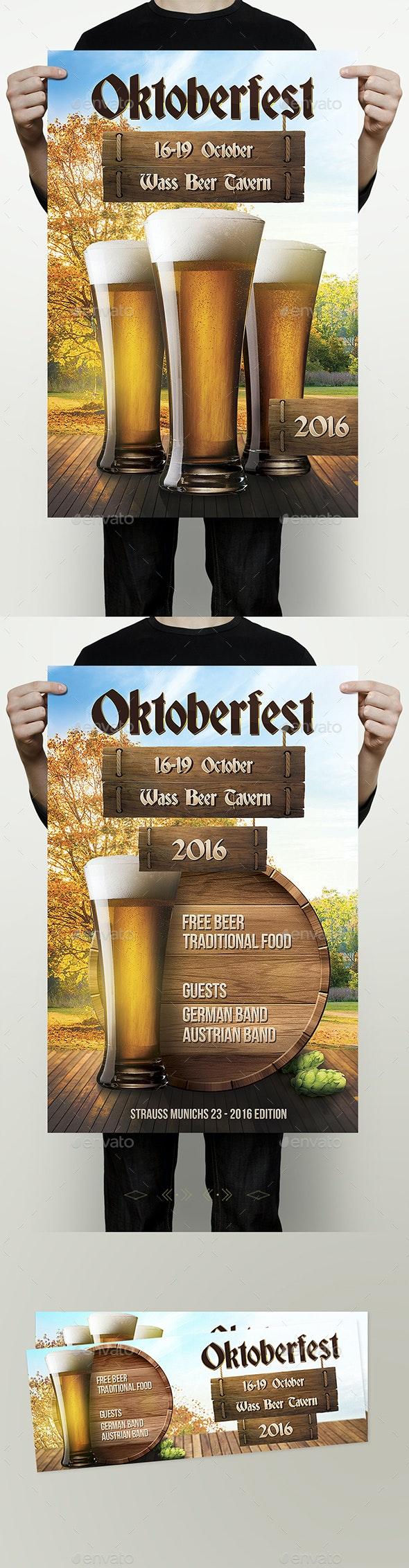 Oktoberfest - Holidays Events