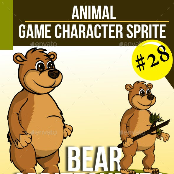 Game Asset : The Bear