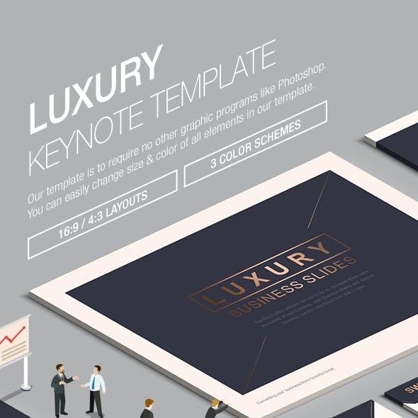 Business Keynote Template 002