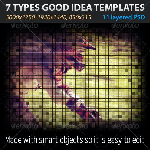 7 Types Good Idea Templates