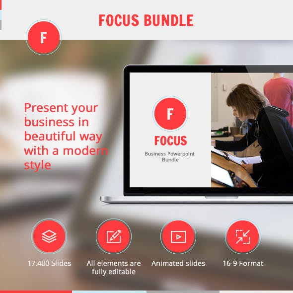 Focus Bundle 2x1 Powerpoint