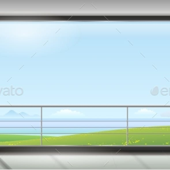 Room With a Huge Window