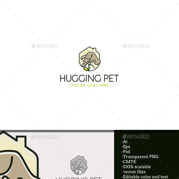 Hugging Pet