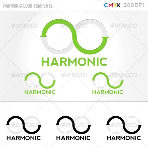 Harmonic Logo Template
