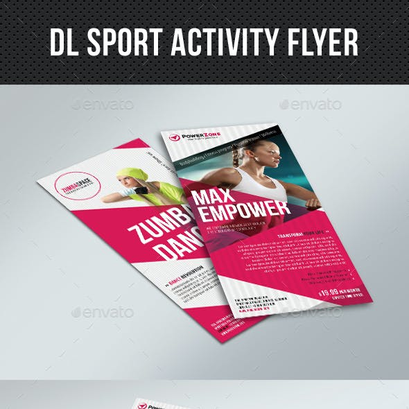 DL Sport Activity Flyer 08