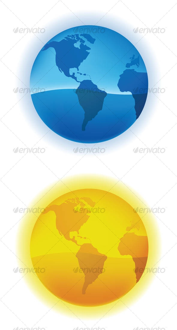 Globe - Miscellaneous Vectors