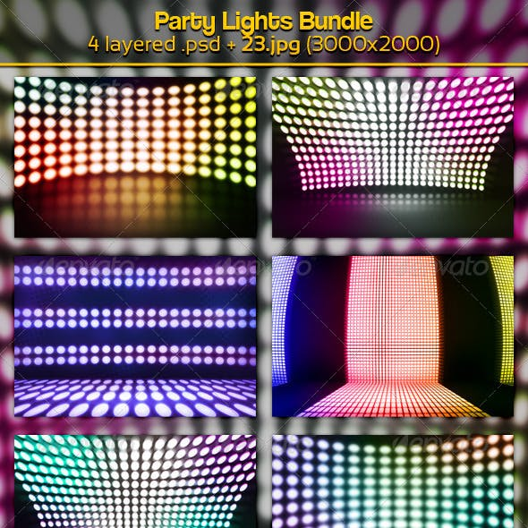 Party Lights Bundle