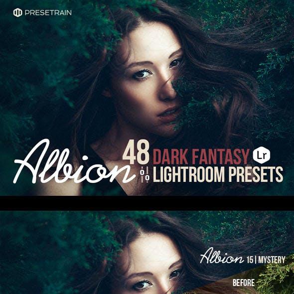 Albion Dark Lightroom Presets