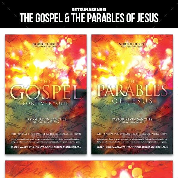 The Gospel Church Flyer