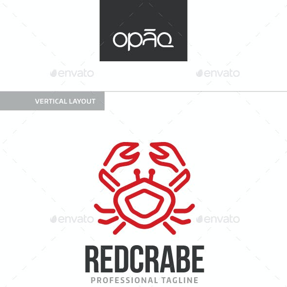 Red Crab Logo