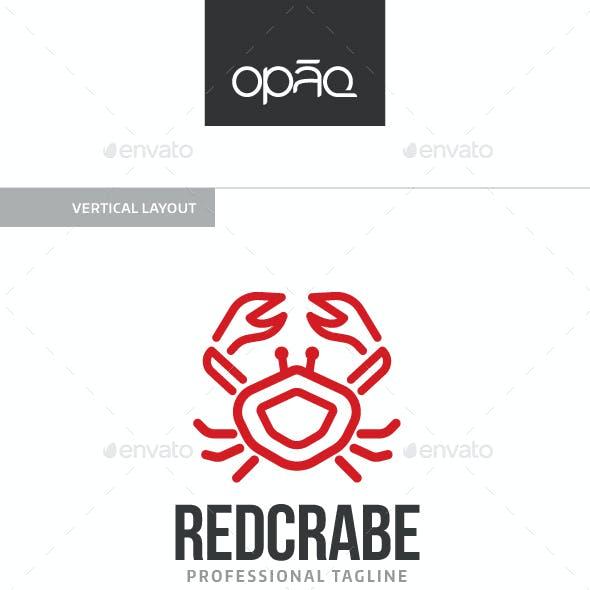 Red Crab Logo