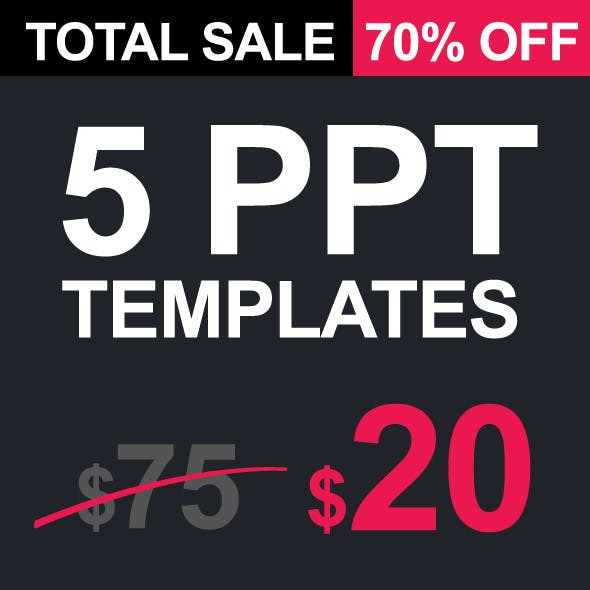 Business Powerpoint Templates Sale