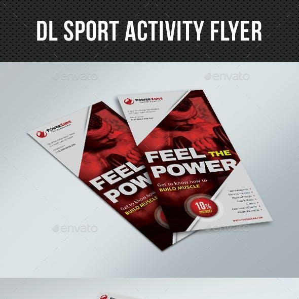 DL Sport Activity Flyer 15