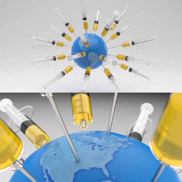 World - Syringes