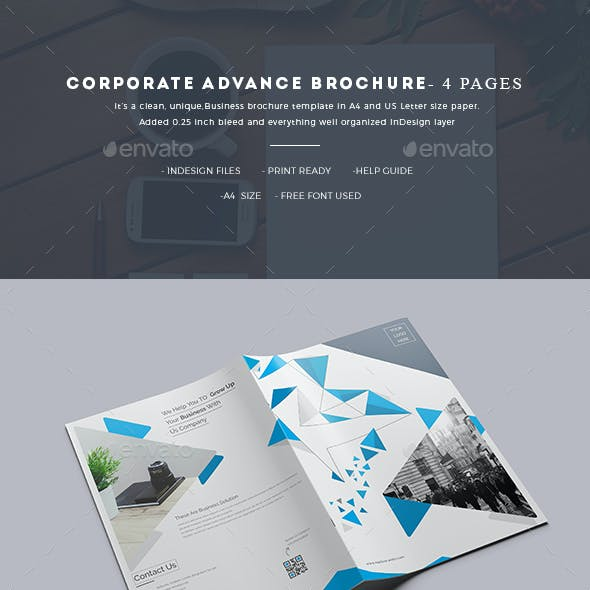 Corporate Advance Brochure
