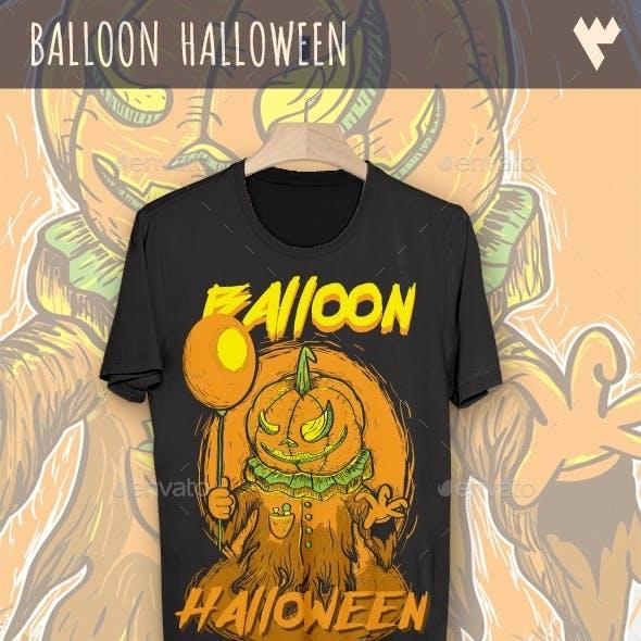Ballon - Halloween