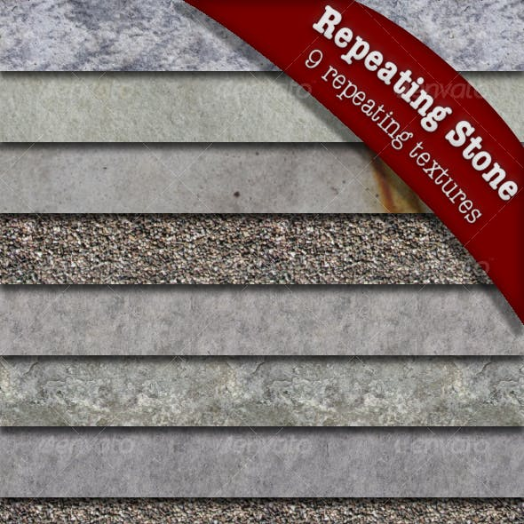 Repeating Stones Texture Pack