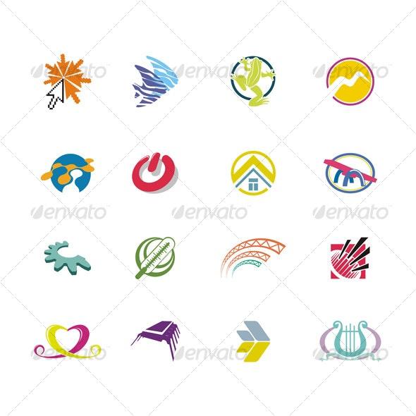 Elements - Decorative Symbols Decorative