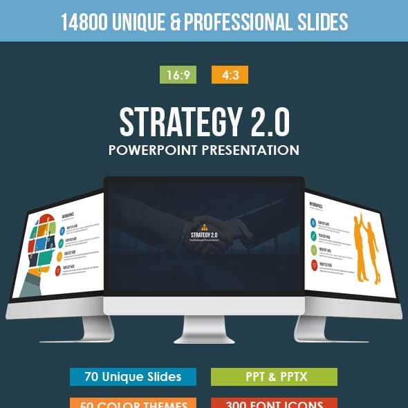 Strategy 2.0 Powerpoint Presentation