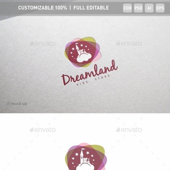 Fairyland Logo Template