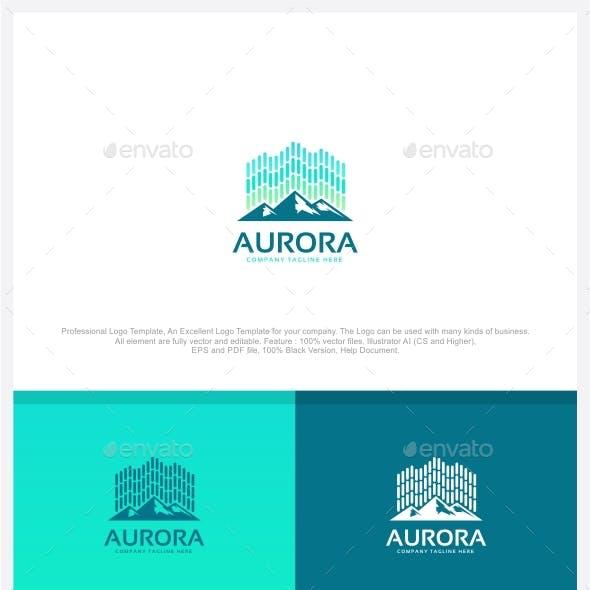 Aurora - North Light Logo
