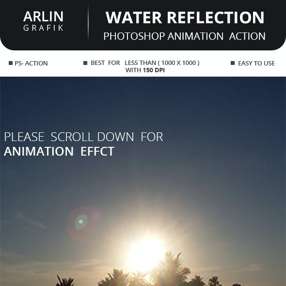 Water Reflection-Animation