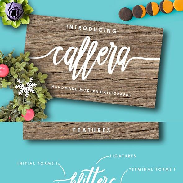 Callera Handmade Modern Calligraphy