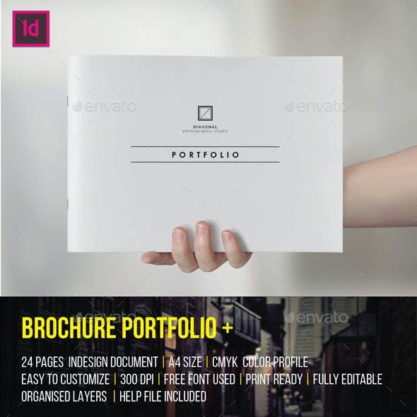 Brochure Portfolio 24 Pages