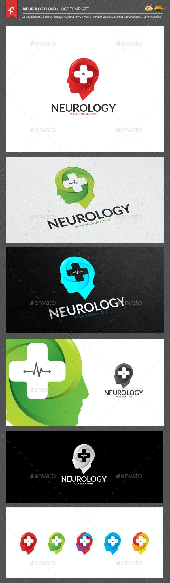 Neurology Logo - Objects Logo Templates