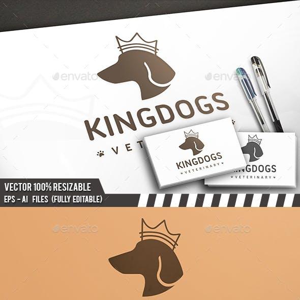 Dog King Logo